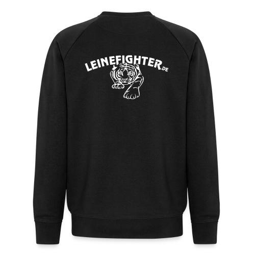 Männer Sweat Shirt Tiger - Männer Bio-Sweatshirt von Stanley & Stella