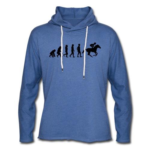 Reiter Evolution - Leichtes Kapuzensweatshirt Unisex