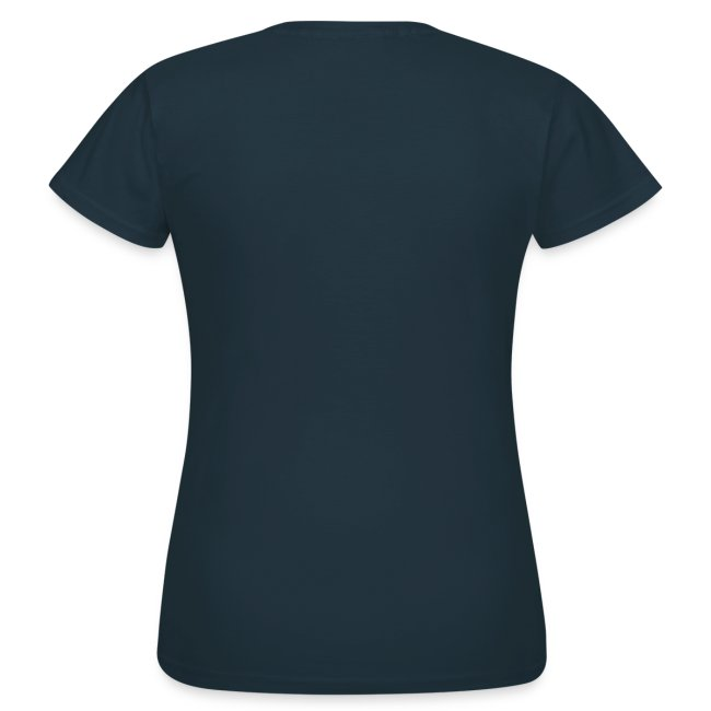 Murray - Scottish Pride. Ladies T Shirt. Navy.