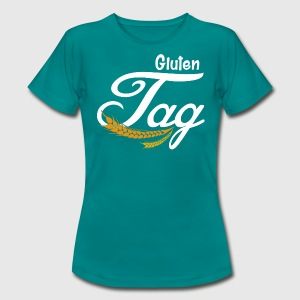 Gluten Tag T-Shirts - Frauen T-Shirt