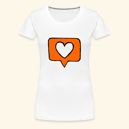 Like - Women's Premium T-Shirt