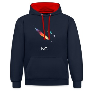 NC - New Caledonia Edition - Sweat-shirt contraste