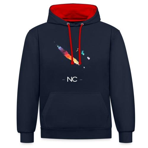 NC - New Caledonia Edition - Sweat-shirt contraste