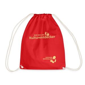 Turnbeutel Kulturentdecker - Turnbeutel