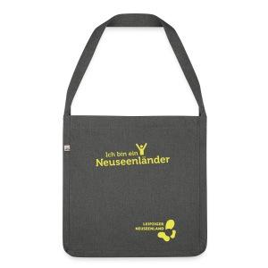 Schultertasche aus Recycling-Material Neuseenländer - Schultertasche aus Recycling-Material