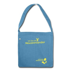 Schultertasche aus Recycling-Material Neuseenländer - Schultertasche aus Recycling-Material
