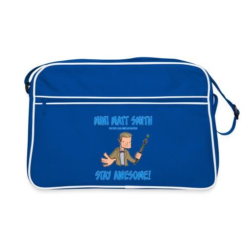 Messenger Bag - Retro Bag