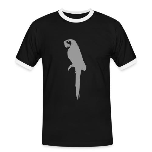 Tee shrit Coco Homme Noir - T-shirt contrasté Homme