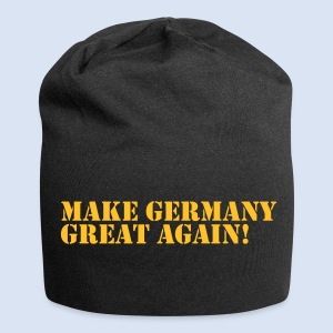 MAKE GERMANY GREAT AGAIN - DEUTSCHLAND SHIRTS - Jersey-Beanie