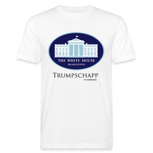 Trumpschapp (H) - Männer Bio-T-Shirt
