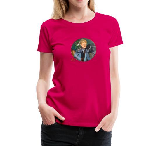 Vissalya - Der Aufbruch - Frauen Premium T-Shirt