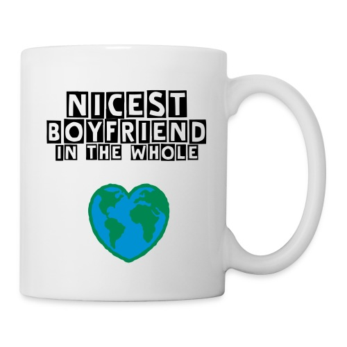 Nicest BF in the world - Mug