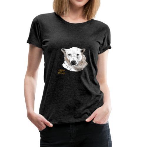 Vissalya - Schneebär aus der Eiswüste - Frauen Premium T-Shirt