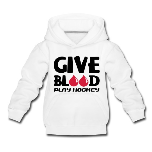 Give Blood Play Hockey (version 2)