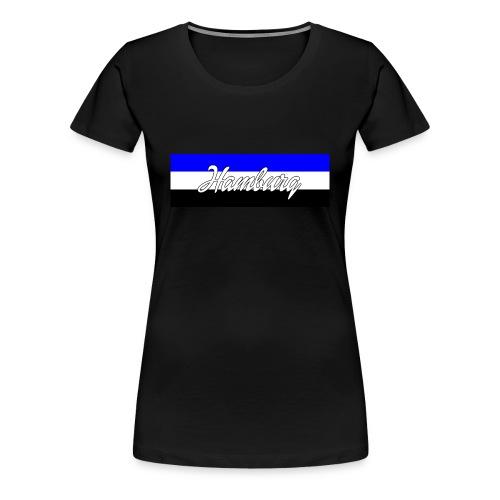 Hamburg II Shirt II Frauen - Frauen Premium T-Shirt