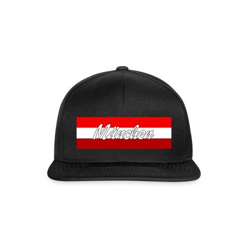 München Rot II Snapback II Unisex - Snapback Cap