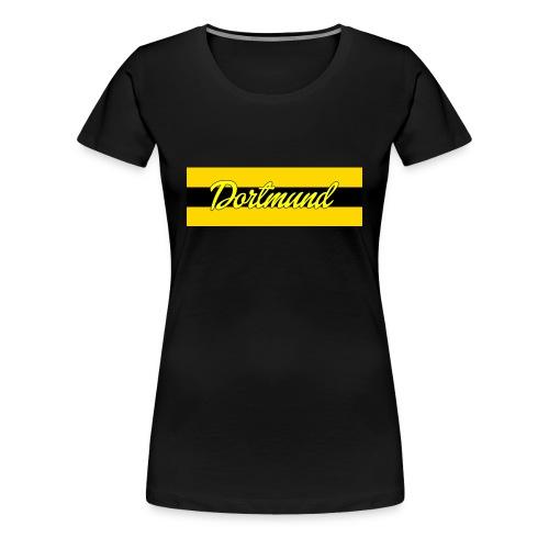 Dortmund II Shirt II Frauen - Frauen Premium T-Shirt