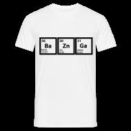 T-shirts ~ Mannen T-shirt ~ BaZnGa