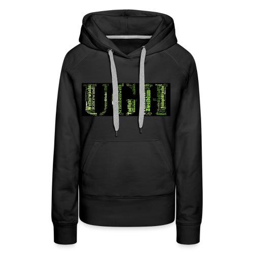 UGH Damen Kapuzenshirt - Frauen Premium Hoodie