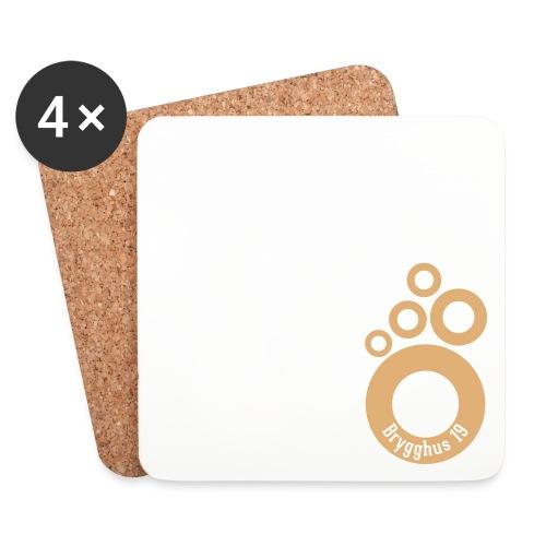 Glasunderlägg - Underlägg (4-pack)