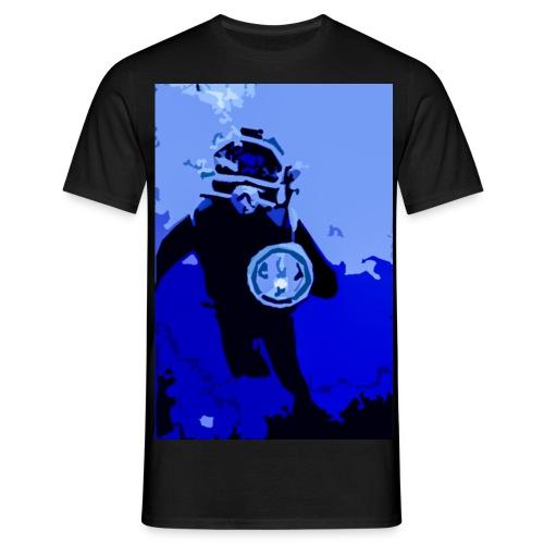 submarinista  - Camiseta hombre