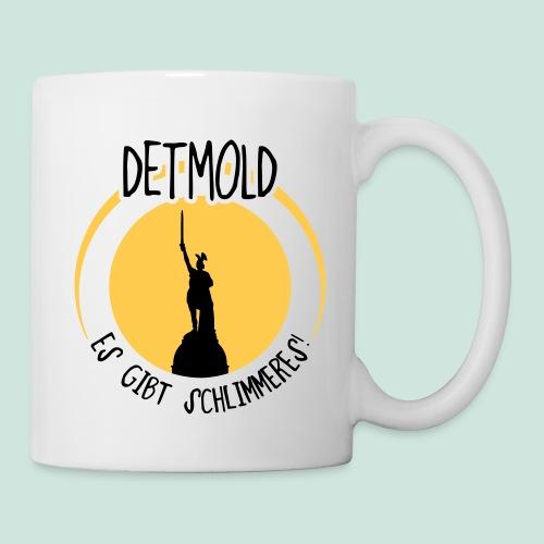 Detmold - Es gibt Schlimmeres - Tasse