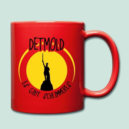 Detmold - Es gibt Schlimmeres - Tasse einfarbig