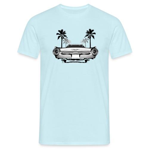 Classic  Tail view - Männer T-Shirt