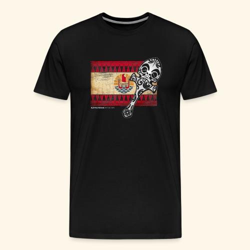 Casse-tête polynésien  - T-shirt Premium Homme