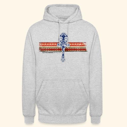 Casse-tête polynésien v2 - Sweat-shirt à capuche unisexe