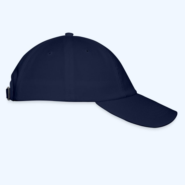Quiz Master Blue Baseball Cap