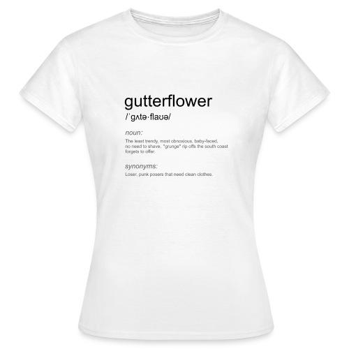 Gutterflower - Punk Posers Women's Shirt - Women's T-Shirt