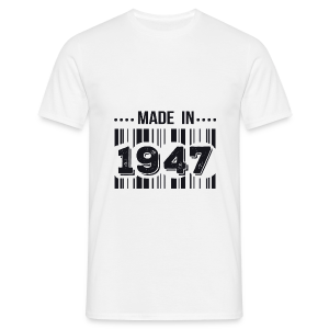 Made in 1947 - T-shirt Homme