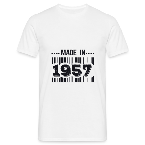 Made in 1957 - T-shirt Homme