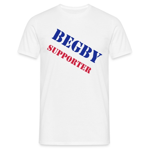 Begby supporter - T-skjorte for menn