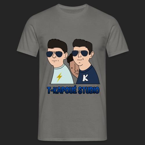 Wankul - T-Kapoué Studio - T-shirt Homme