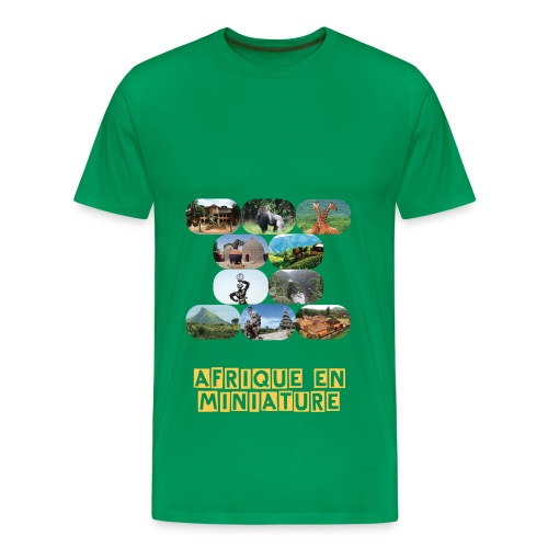 CMR_Tourist - Men's Premium T-Shirt