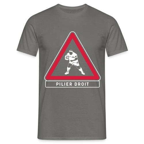 Pilier Droit - T-shirt Homme