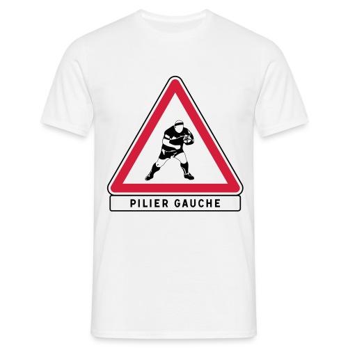 Pilier Gauche - T-shirt Homme