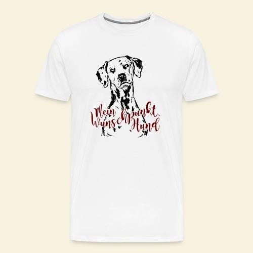 Dalmatiner - Männer Premium T-Shirt