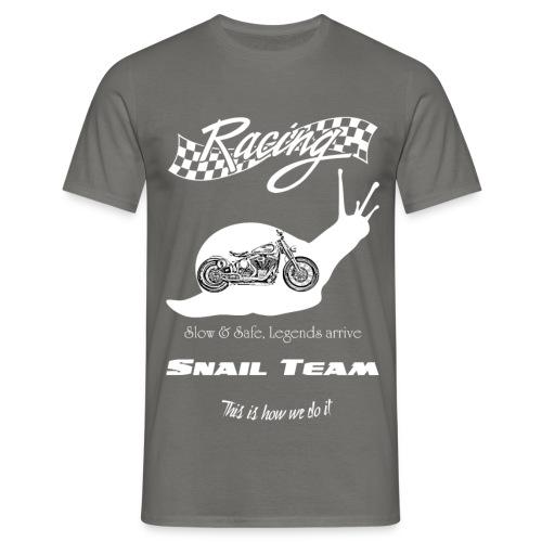 Snail Team - Camiseta hombre