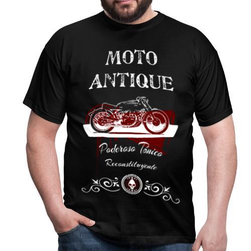 Moto Antique - Camiseta hombre