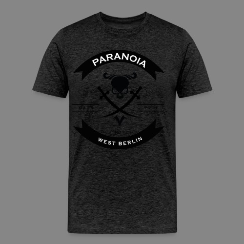 PARANOIA WESTERN - Männer Premium T-Shirt