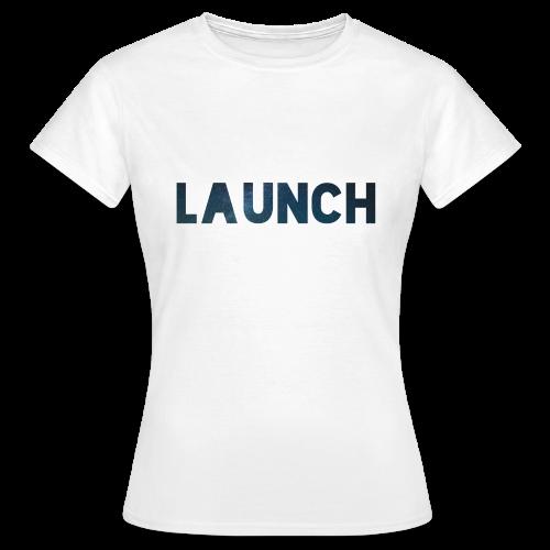 LAUNCH LITE - T-shirt Femme