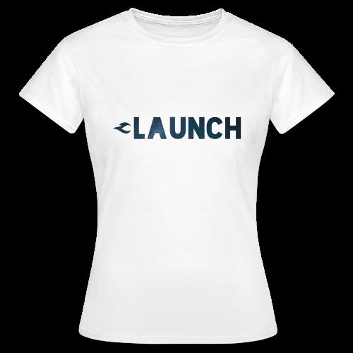 LAUNCH - T-shirt Femme