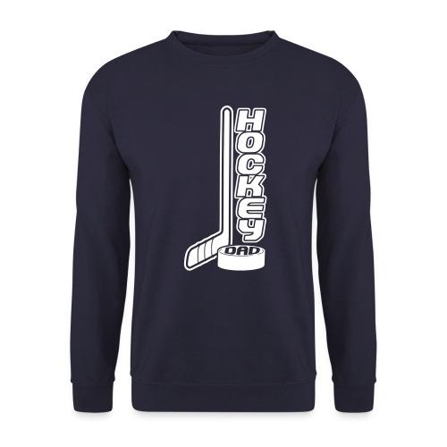 Stick & Puck Hockey Dad Sweatshirt - Men's Sweatshirt