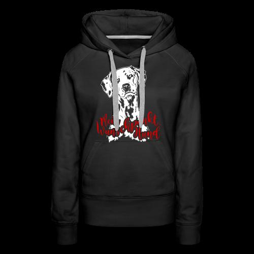 Dalmatiner - Frauen Premium Hoodie