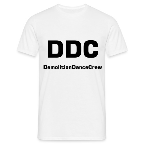 DDC Official Basic Tee - Men's T-Shirt