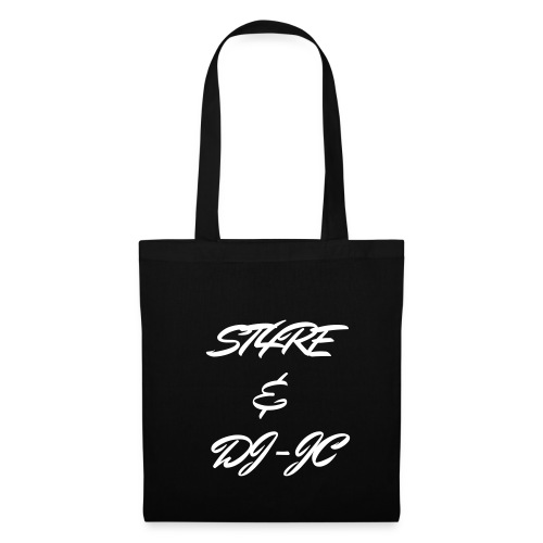 Cloth bag (black) - Tote Bag
