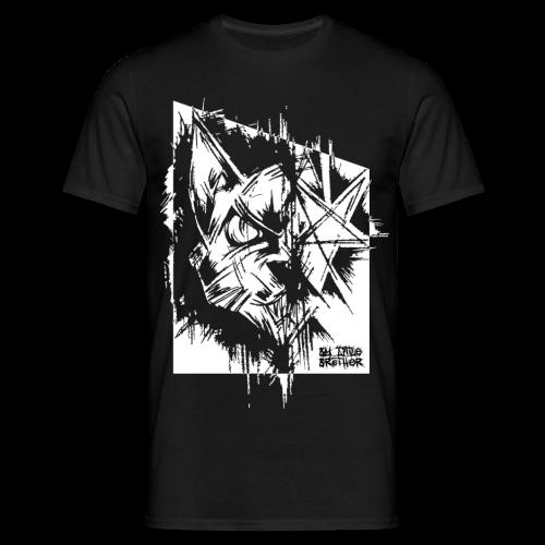 Cat 666 - T-shirt Homme